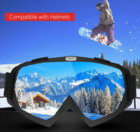 Anti-fog 100% UV Protection, Anti-glare Ski Goggles, For Skiing Snowboarding ect