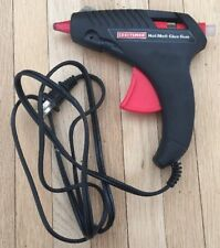 Craftsman HOT MELT HOT GLUE GUN & Glue Sticks Case