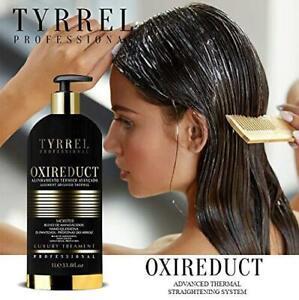 Tyrrel Oxireduct / Reductblond Straightening Brazilian Blowout Keratin Progressi