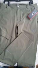 Spyder Mens Centennial Pants 316 - Deep Lichen Green 36x32 Stretch - NEW $89