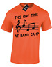 THIS ONE TIME AT BAND CAMP MENS T SHIRT FUNNY QUOTE SLOGAN AMERICAN PIE MOVIE