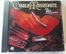 Charlie Musselwhite: Ace of Harps (Alligator, 1990) (cd3464)
