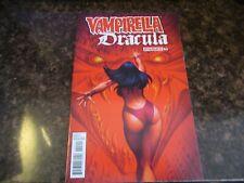 Vampirella vs. Dracula (Dynamite) #3 2012