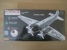 Junkers Ju 52 Tante Ju 1/50 ca.44cm *NEU* Metallbaukasten mit 908 Teilen