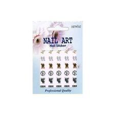 30  ZODIAC Sign GEMINI Nail Art DECAL Stickers