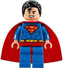 Lego DC Superheroes 10724 Superman Comic version with cape minifigure New