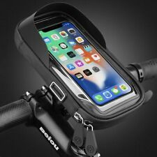 Waterproof Phone Holder Stand Motorcycle Handlebar Mount Bag Cases Universal