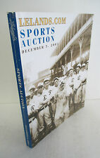 2002 LELENDS Sports Auction Catalog