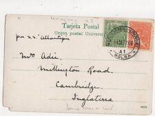 Mrs Adie Millington Road Cambridge SS Atlantique 1906 543a