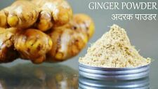 Sunthi pure dried GINGER Root whole  Gorund Powder premium quality Indian Spice