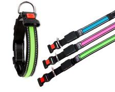 Karlie o'LED Halsband mit USB Ladekabel, Größe XS/S Pink