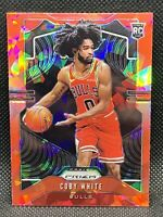 2019 Prizm Red Ice Coby White RC 🔥🔥🔥