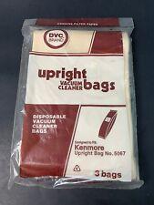 NEW Kenmore 5067 Bags 3 Pack