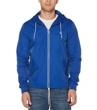 Original Penguin Royal Blue Hooded Ratner Windbreaker Jacket RRP £90 Free Post M