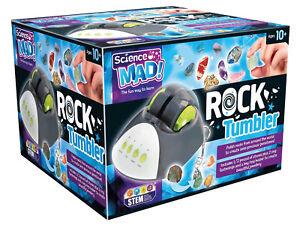 Science Mad Rock Tumbler Activity Set