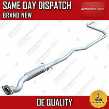FORD KA 1.3 i CENTRE EXHAUST SILENCER PIPE 1996>2008 *BRAND NEW*