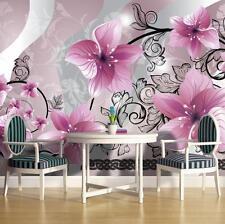 VLIES Tapete Fototapete Tapeten Ornament Kunst Blumen Blume Design  13N1231VEXL