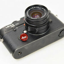 Photograph Camera accessory For Leica Soft Release Button Red