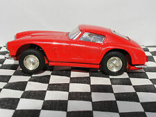 SCALEXTRIC FERRARI GT 250 RED BERLINETTA '60'S  1.32  USED  UNBOXED