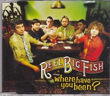 Reel Big Fish-Where Have You Been cd maxi single