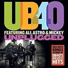 Interpret UB40 's aus Großbritannien als Live Musik-CD