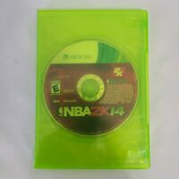 NBA 2K14 Disc Only Microsoft Xbox 360 2013 Tested/Working