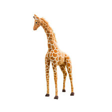 Big Plush Giraffe Doll Giant Large Stuffed Animal Soft Doll Kid Christmas Gift