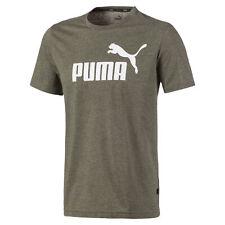 Puma Essentials + Heather Camiseta Hombres TEE Basics
