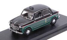 Fiat 1100 taxi milano 1956 w/driver 1:43 scala rio