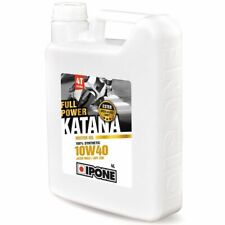 Ipone moteur huile de graissage Full Power Katana 10w40 - 4l