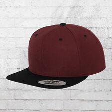 Flexfit Herren Snapback Cap Classic 2-tone rot - 238510