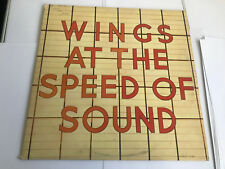 Wings – at the speed of sound + masseuses of était Lot 2 X VINYL LP Paul McCartney