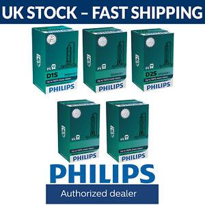 Philips Xenon X-Treme Vision Gen2 HID Car Headlight Bulbs D1S D2S D2R D3S D4S