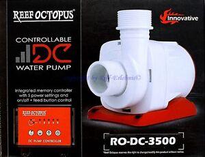 Reef Octopus RO-DC-3500 Feed Pump Incl. Controller 24V 3,5m 30Watt