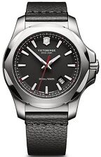 Victorinox Swiss Army I.N.O.X. Professional Diver 241737.1 Leather Men's Watch