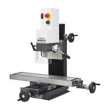 WABECO Fräsmaschine und Bohrmaschine F1410 LF 1,4 kW Arbeitstisch 700x180mm