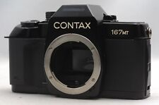 @ Ship in 24 Hours! @ Excellent @ Contax 167MT 35mm Film SLR Camera Body