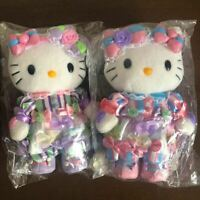 Sanrio Hello Kitty & Mimi Harmony Land Limited Doll M Doll Set Plush Toy 2015