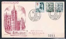 1954.-  LEÓN A MADRID