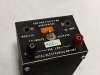 Rare Vintage Extel Electronics 600 ohm 37C