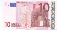 "10 EURO - DUISENBERG - K002 ""T"" IRLANDA  FDS/UNC - MOLTO RARA - SVENDO"