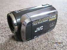 JVC GZ-HM200BEK Flash media camcorder. difettoso!!! (1)