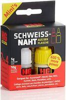 HG POWER GLUE - Die Schweißnaht aus der Flasche Sekundenkleber Klebstoff PP PE
