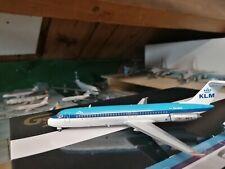 KLM Dc9 Inflight Ph-doa Diecast  1.200 Scale