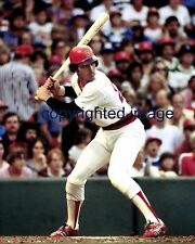 Dwight Evans 1972-90 Boston Red Sox Fenway Park Color  8x10 A