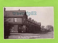 Pelham Road Immingham Corner Shop unused RP pc  Doncaster Rotophoto Ref C160