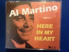 AL. MARTINO.        READERS. DIGEST.    THREE. DISCS.       HERE IN MY HEART.