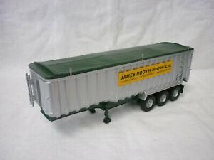 Corgi Modern Truck/Heavy Haulage James Booth Bulk Tipper Trailer