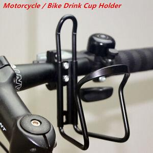 Universal Motorrad Fahrrad Lenker Getränkehalter Getränke Wasserflasche S BTI