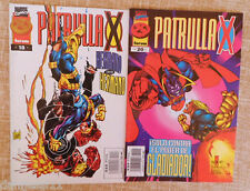 Comics, Patrulla X, nº 18 y 20, Vol. II, Marvel, Forum, Scott Lobdell, 1997
